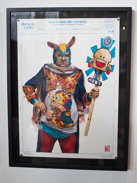 Fernando Gutiérrez Huanchaco Burro - ART Lima 2013