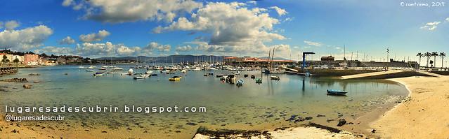 Porto de Sanxenxo