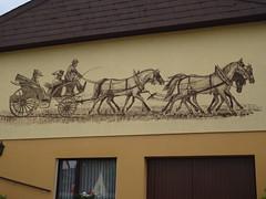 Malerei in Hägglingen
