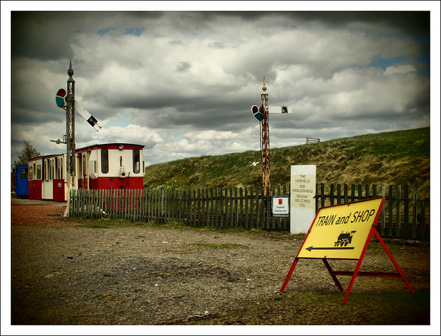 Leadhills Wanlockhead Railway