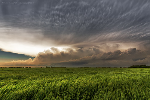 storm oklahoma field weather clouds supercell
