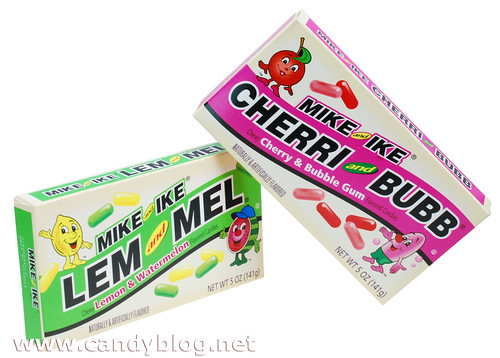 Mike and Ike - Lem and Mel and Cherri and Bubb