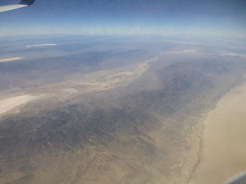 america landscape flight
