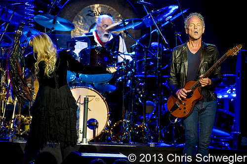 Fleetwood Mac - 06-12-13 - Joe Louis Arena, Detroit, MI
