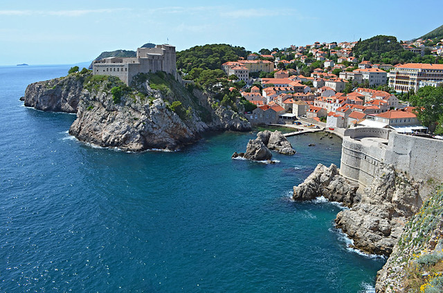 Blackwater Bay (Lovijenic), Game of Thrones tour, Dubrovnik, Croatia