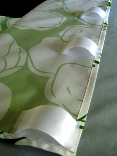 Ribbon Tab Curtains