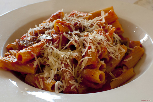Penne Arrabiata, pasta, spicy tomato sauce, | Flickr - Photo Sharing!