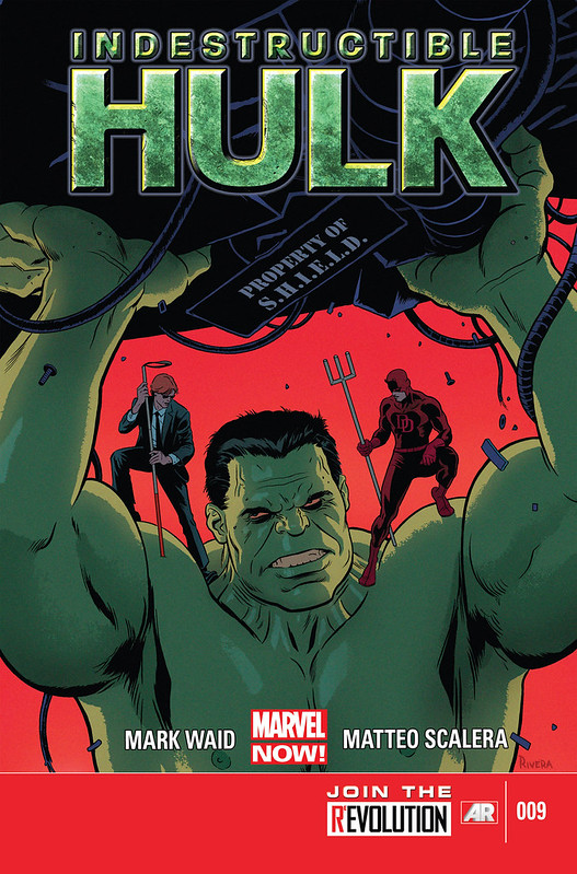 Indestructible Hulk 009 review thefanboyseo