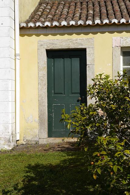 Funchal petite porte de la chapelle de la quinta do for Porte de la chapelle