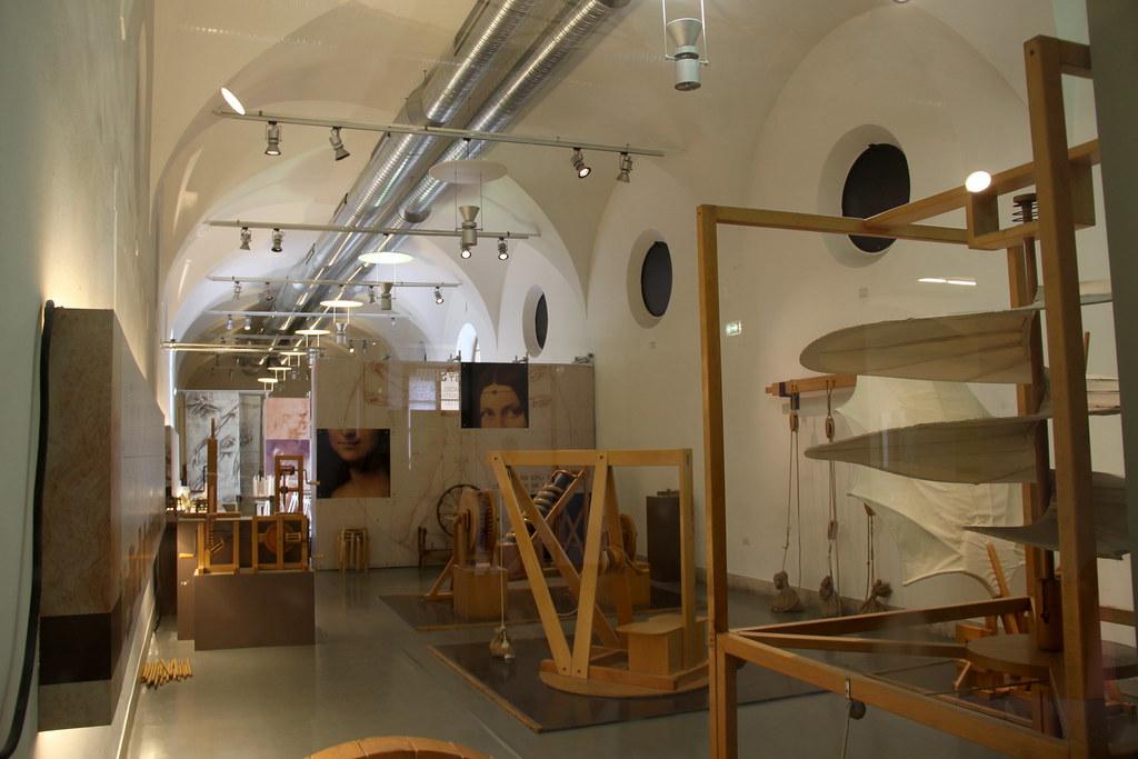 Museo de  Leonardo da Vinci