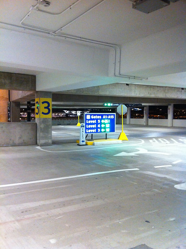 Parking Spaces Levels