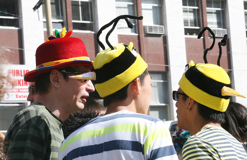 Busy Bee Hats