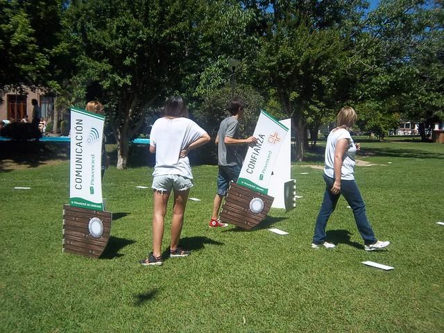 Diciembre 2012 - Jornadas Outdoor para Provencred