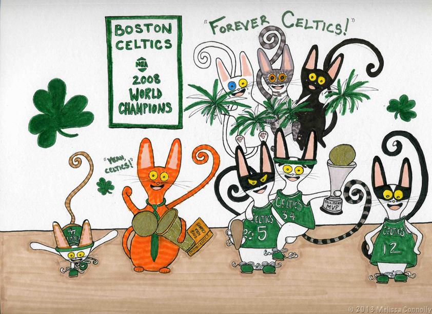 Celtics Forever! (July 15, 2013)
