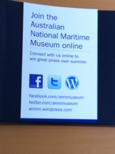 How to connect with the National Maritime Museum