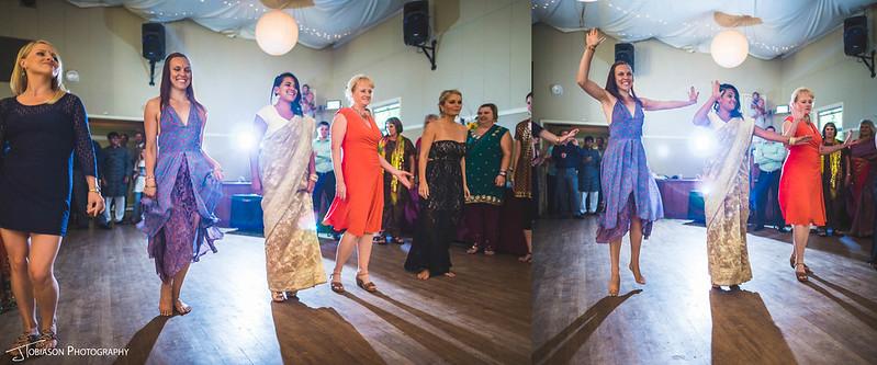 Dancing wedding orcas island
