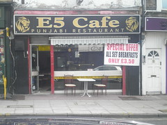 Picture of E5 Cafe, E5 0LP