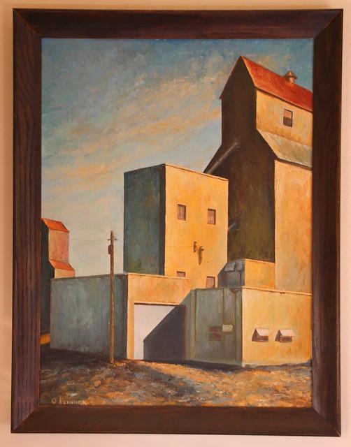 Elevator by Olive Fenenga