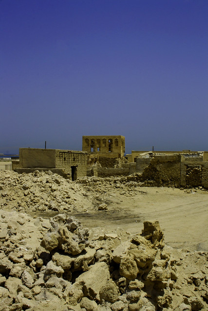 Ghost Town of RAK