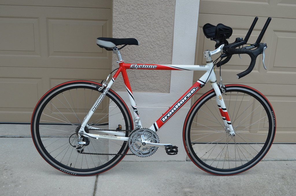 ironhorse iron horse cyclone tampa bike trader