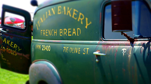 Not so fresh by Damian Gadal