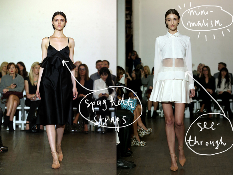 Karla Spetic Fall 2013 Ready-To-Wea