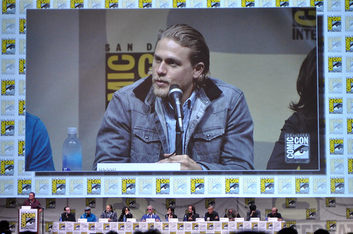 SDCC 2013 : Sons of Anarchy