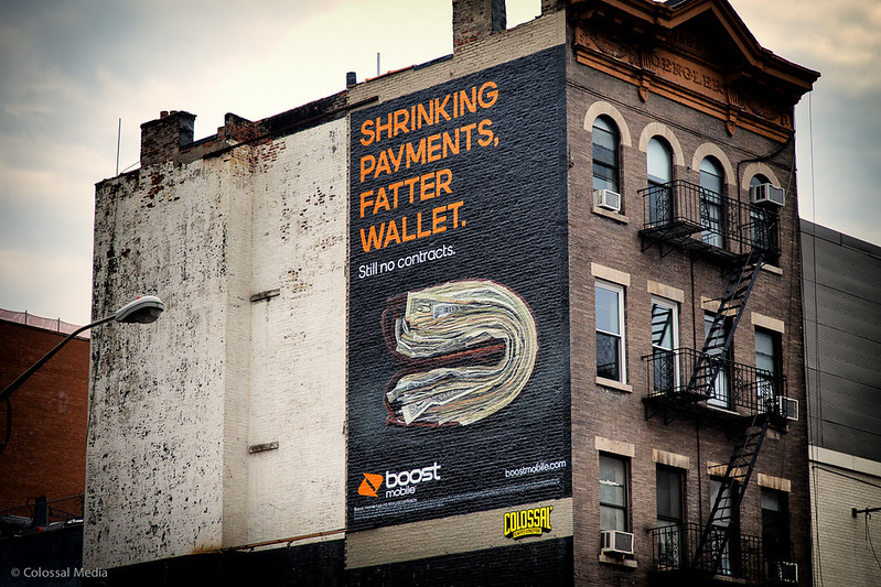 Boost Mobile ad 2