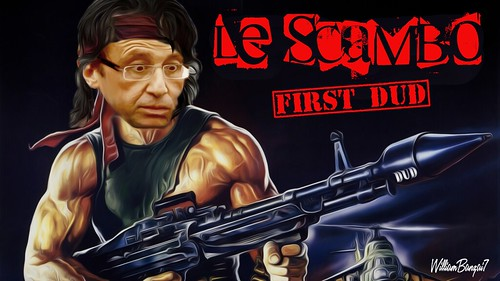 LE SCAMBO by WilliamBanzai7/Colonel Flick