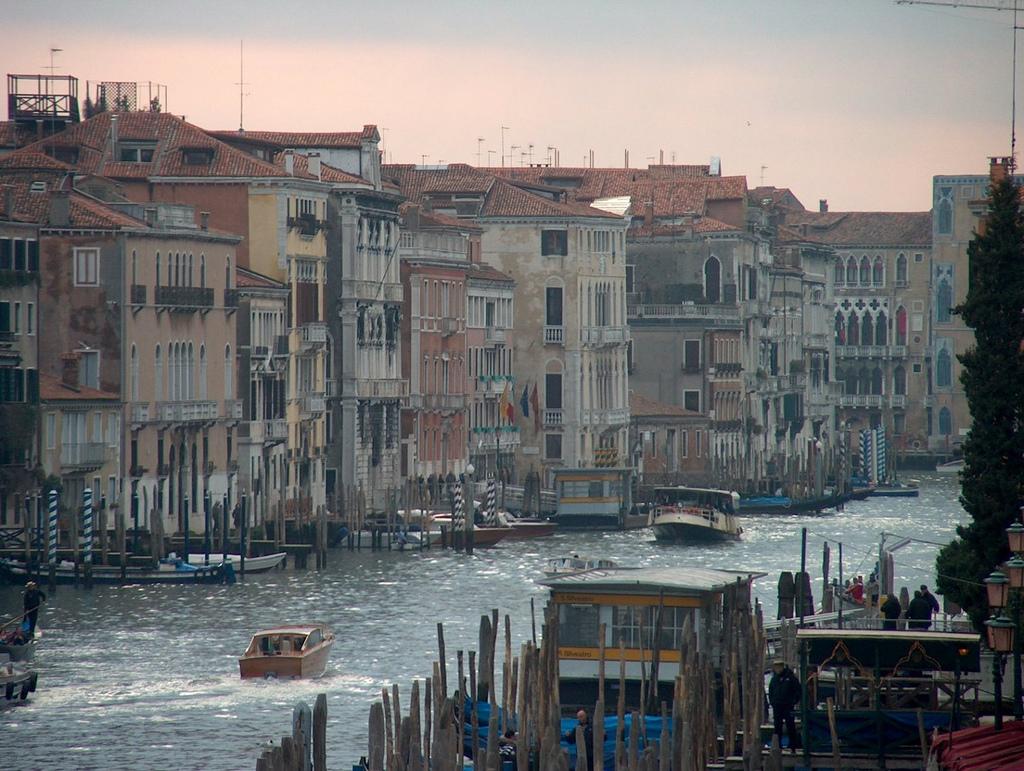 15. Canale Grande di Venezia. Autor, Axel V