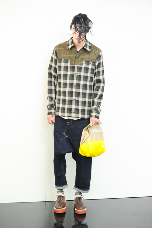 Jaco Van Den Hoven3387_SS14 Tokyo GANRYU(Fashion Press)