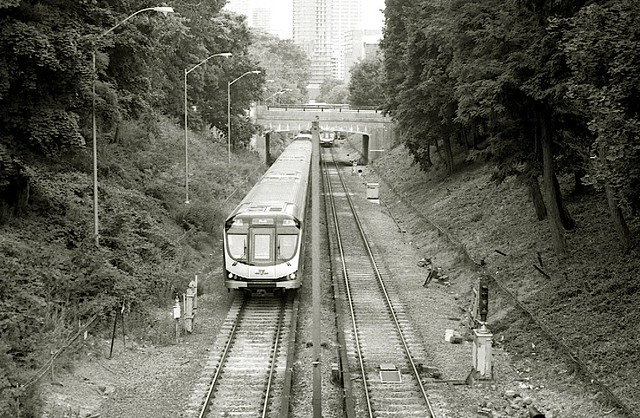 Yonge Line Northbound