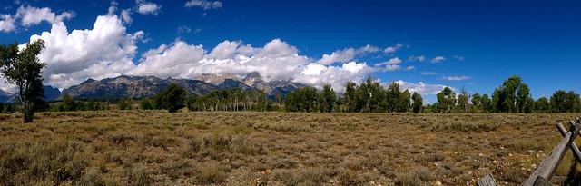 Tetons Panorama 1