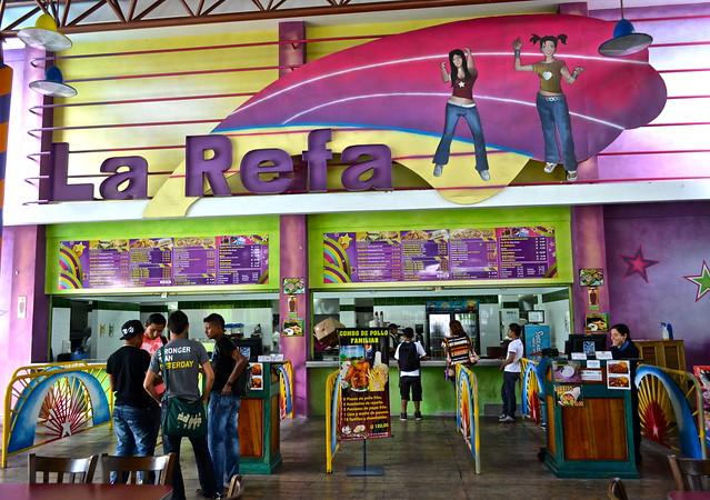 Cafeteria - IRTRA Mundo Petapa, Guatemala
