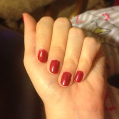 lip(0.0), pink(0.0), hand(1.0), nail care(1.0), finger(1.0), nail polish(1.0), nail(1.0), manicure(1.0), cosmetics(1.0),