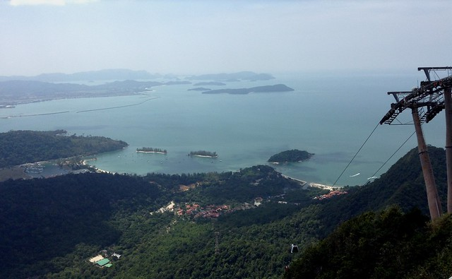 Langkawi Cable Car | Asia