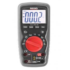 Ridgid Micro DM-100 Digital Multimeter Drop and Waterproof Digital Multimeter