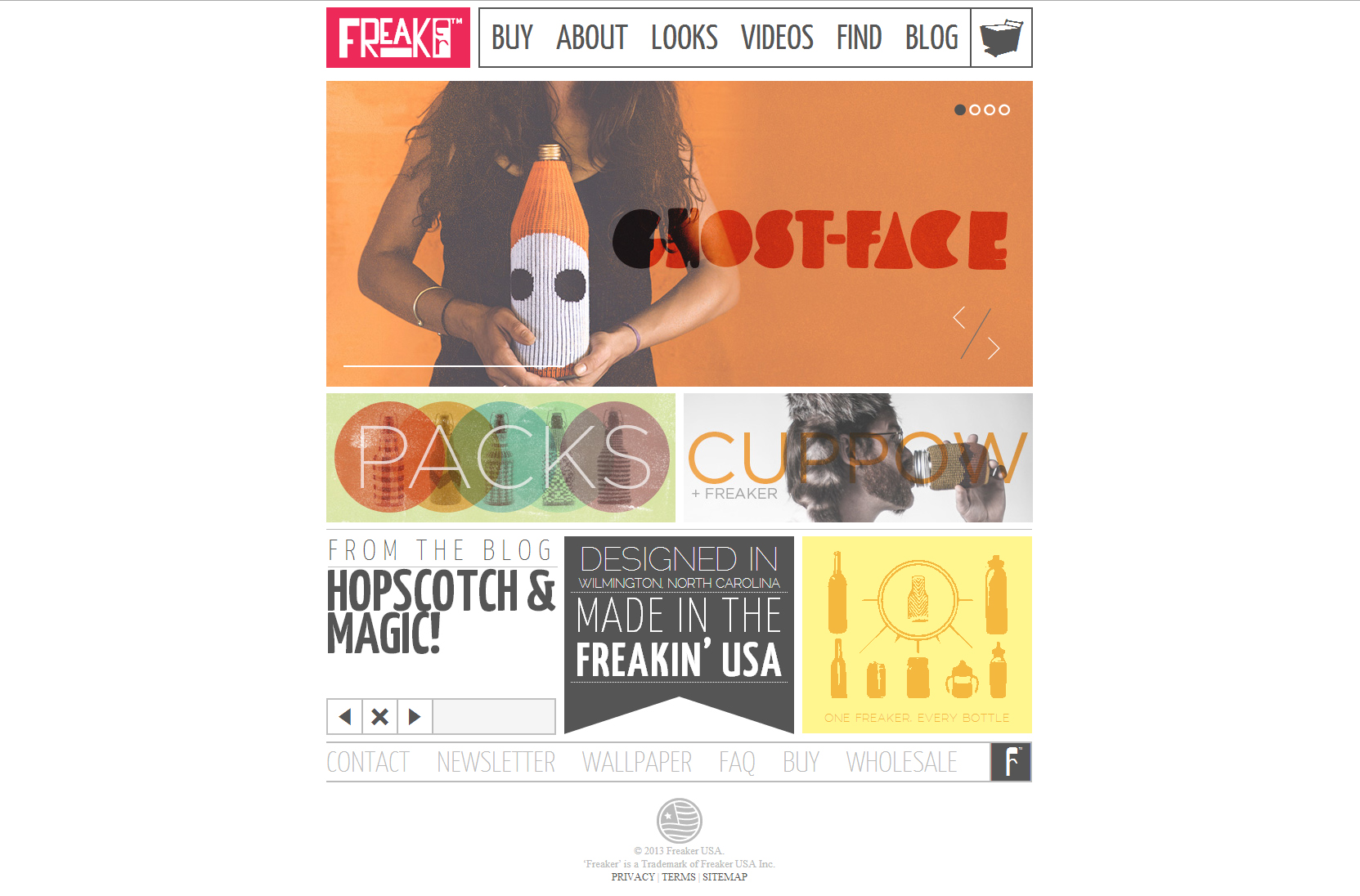 Freaker USA Online Shop