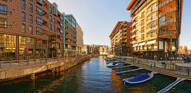 ** Oslo City **