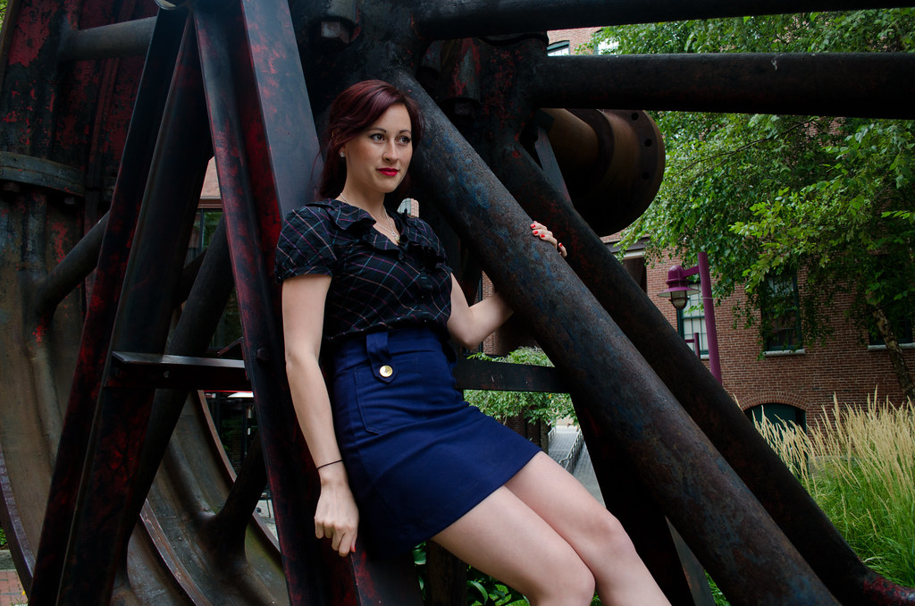Playground skirt