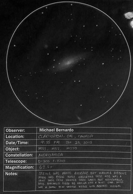 Messier 31, 32, 110: Andromeda Galaxy and Companion Galaxies | New ...