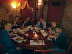 Curry in Prague with  ixisit