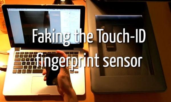 Как взломать сканер отпечатков пальцев iPhone 5S?
