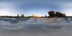 Málaga Rock Skatepark (Pool) @ Málaga
