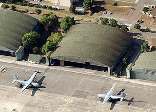 Hangar Jeumont-Daydé à Toulouse - Francazals