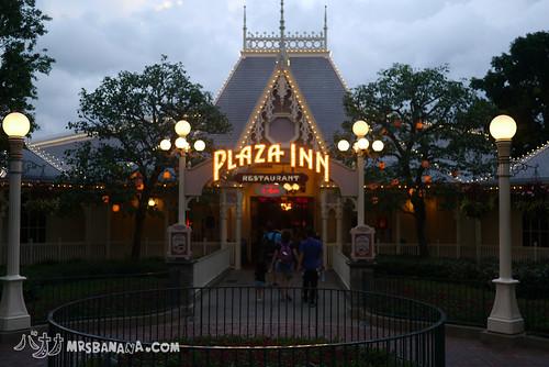 09迪士尼晚餐廣場飯店 (1)