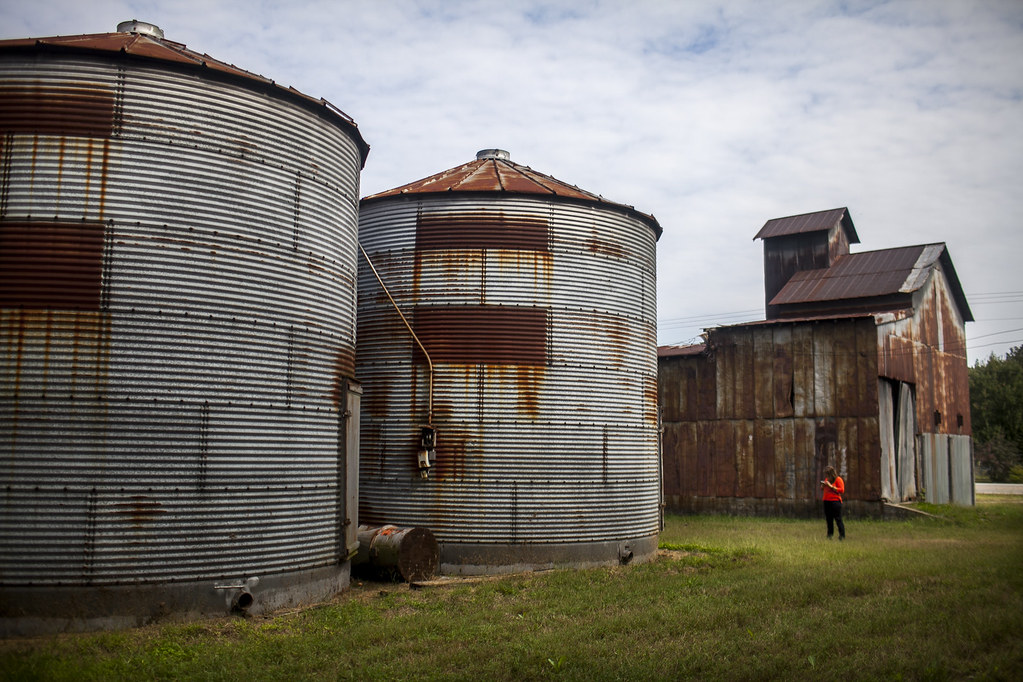 Charlotte and Grain