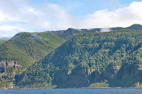 【写真】2013 : 知床半島遊覧船-往路2/2020-09-01/PICT2270