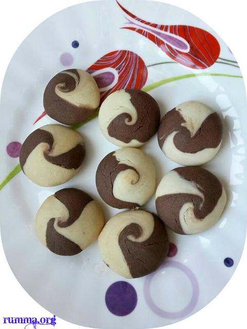 rüzgar gülü kurabiye
