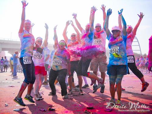 Nashville Fall Color Run